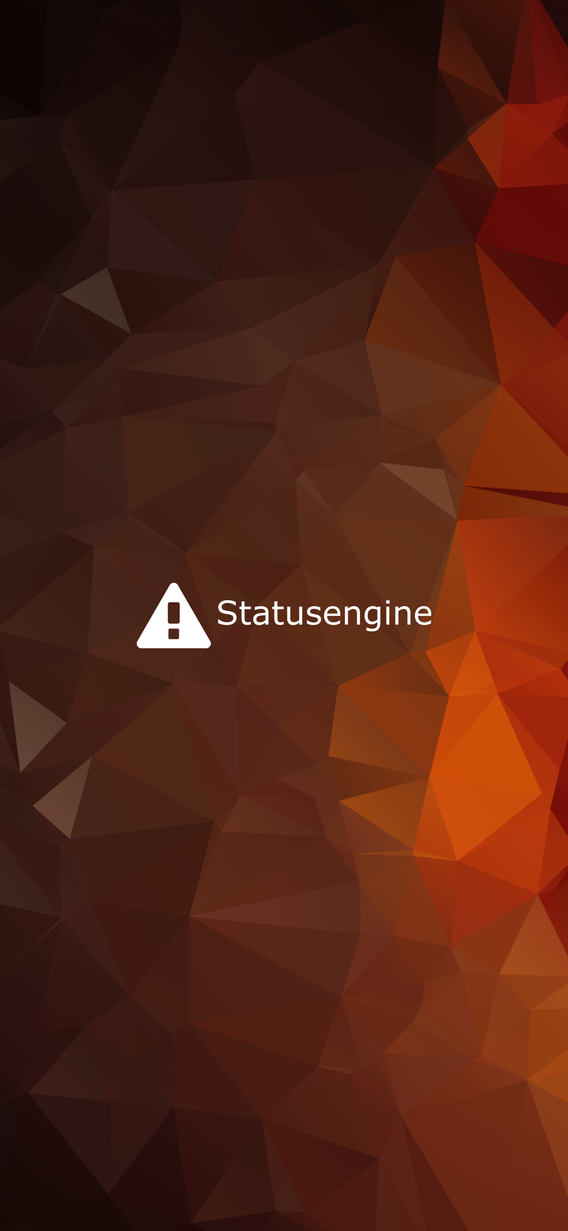 Statusengine iPhone Wallpaper